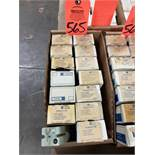 Qty 14 - Assorted GE electric components. New in box. (one out of box)
