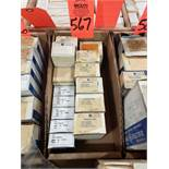 Qty 14 - Assorted GE electric components. New in box.