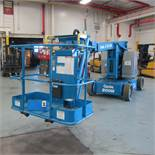 """2017 GENIE Z-34/22N ARTICULATING BOOM LIFT, 40' 6"""" WORKING HEIGHT, 500LB CAP, APPROX 105 HRS, 22FT"""