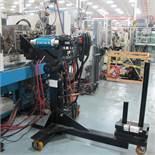 2010 MOLDMASTERS E-MULTI PORTABLE DUAL INJECTOR, MODEL E60-14-NA, S/N NML-0912101 W/ CONTROLLER