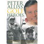 Golfing Books etc-Batch of ten-Allis-Golf Heroes, Sherman-Golf book of Firsts Piccadilly, disorderly