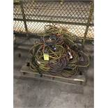 skid of electric cords