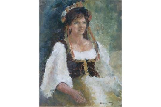 Dating a gypsy girl art