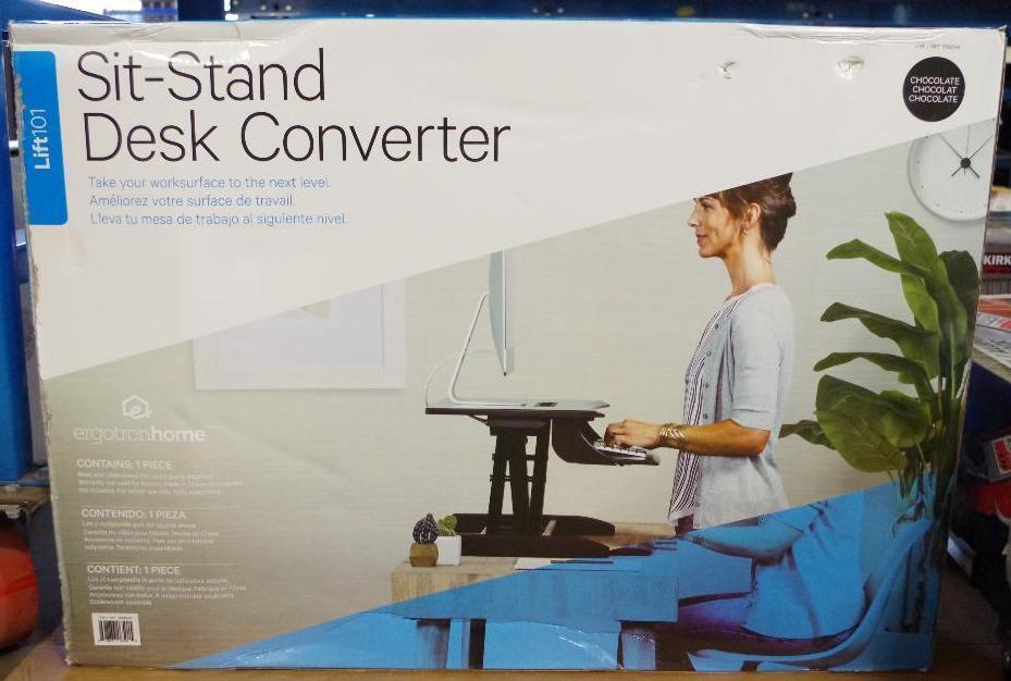 Lot 1062 - SIT-STAND Desk Converter