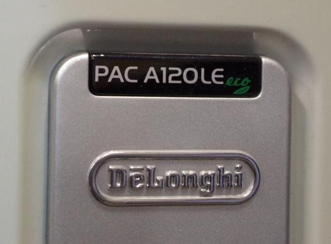 Lot 1066 - DELONGHI 12,000 BTUs Eco-Friendly AC Unit M/N PAC A120LE (Used, Condition Unknown)