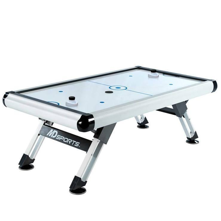 Lot 1003 - NEW MD SPORTS Air Powered Hockey Table (NEW in box, some assembly required)