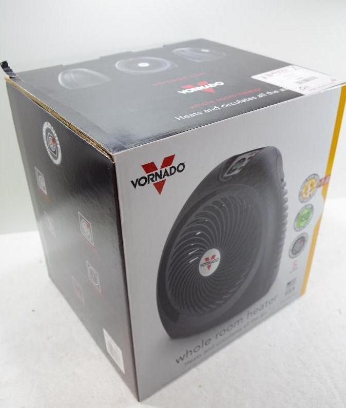 Lot 1054 - NEW VORNADO Whole Room Heater, Heats & Circulates all the air