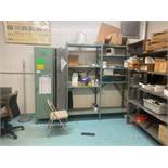 Contents of Sanitation Storeroom | Rig Fee: Hand Carry or Contact Rigger