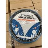 60 x HALFORDS steering wheel cover. Full RRP £480 plus