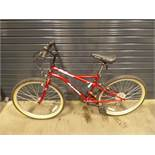Apollo red gents mountain cycle