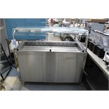 Moffat VCRW4 mobile refrigerated counter 1490mm x 680mm YOM 2013