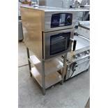 Bonnet Minijet B1MJ061E-40 6.3kW 3phase electric 6 level GN 1/1 electric oven VisioPAD® toughened