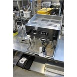 Expobar single group coffee machine with knock out drawer