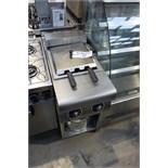 Bonnet Optimum IB906FRC6DCE4 twin tank twin basket electric fryer brand new