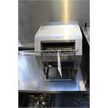 Fortius TT300N Conveyor Toaster 300 slices per hour stainless steel easy load rack with 2 slice feed