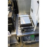 Apollo ABC GS contact grill 1500W ribbed plates