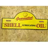 Shell Domed Wall Plaque