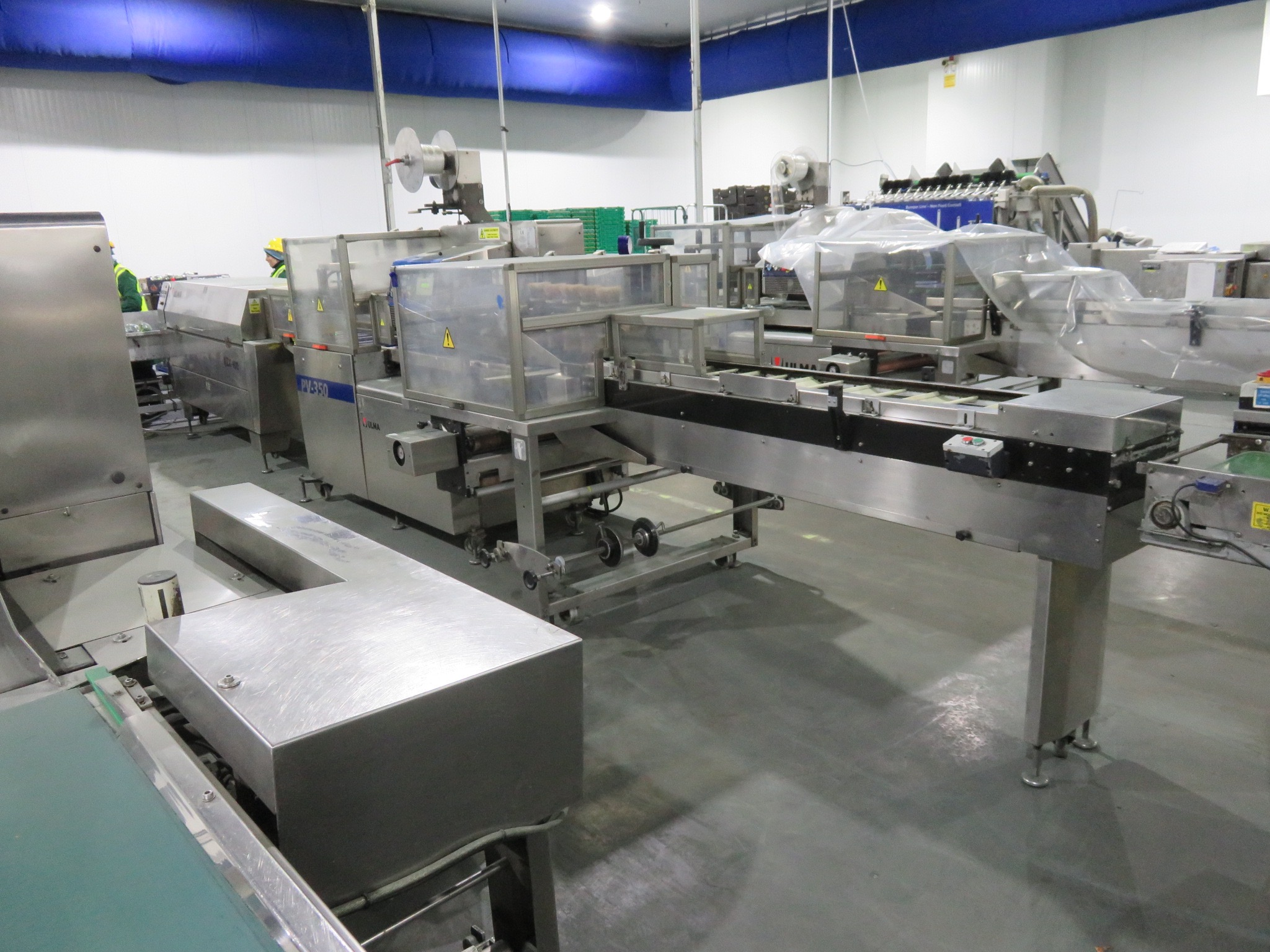 Lot 1 - **Video of the ULMA lines** This is not a lot