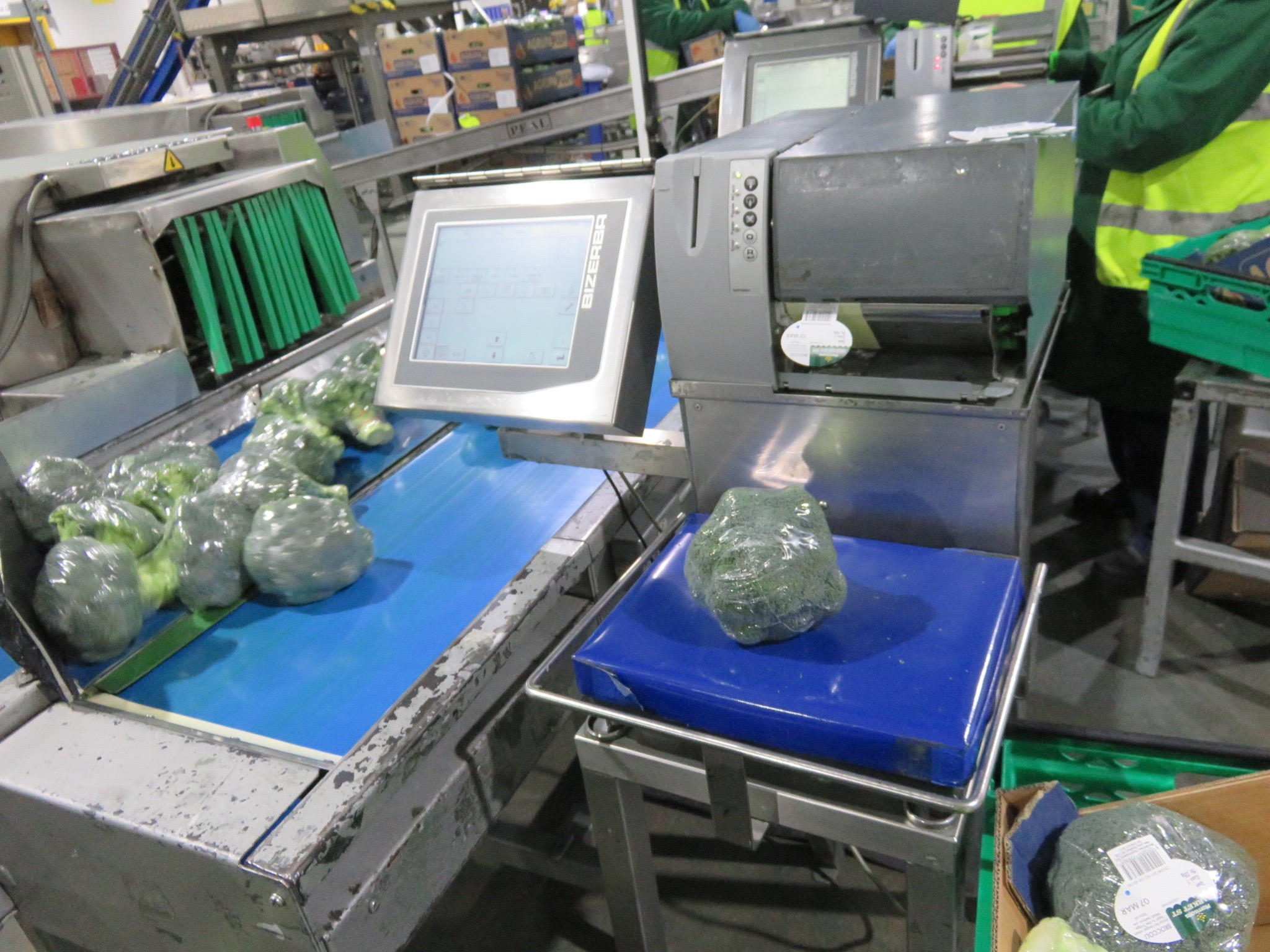 Lot 7 - Bizerba Weigh, Price, Labelling system LIFT OUT £25