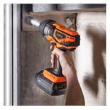 (LT16) 20V Max Impact Wrench Maximum torque of 240Nm makes light work of removing rusted-on or...