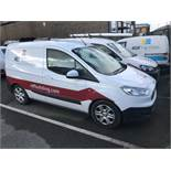 Ford Transit Courier 1.5 TDCi Trend Van, registrat
