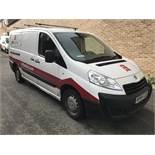 Peugeot Expert L2 1200 1.6 HDi 90 H1 Van, registra