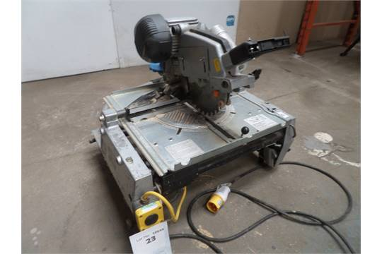 Elu tgs173 023030 flip over chop mitre bench saw 110v 16amp previous greentooth Image collections