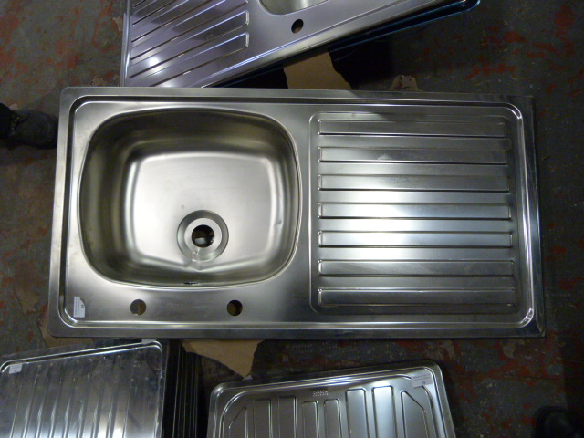 Lot 42 - *Carron Phoenix Kitchen Sink