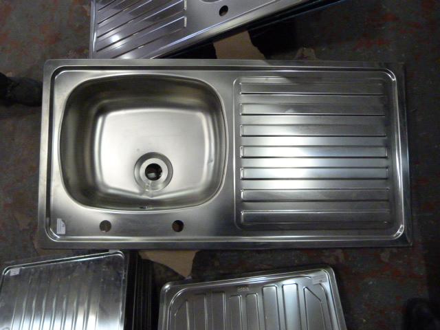 Lot 41 - *Carron Phoenix Kitchen Sink