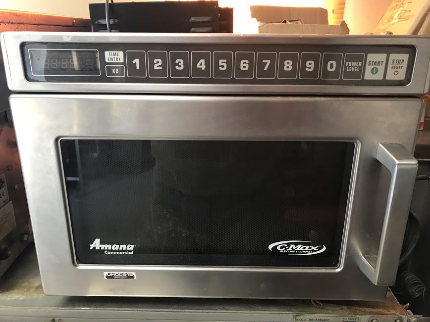Amana Microwave Tech Support Total Equipment Convenience Restaurant