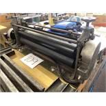 Rotary Glue Press