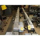 "ACCUTEK MDL. 26-ST45-SA0 4.5"" X 10', STAINLESS STEEL, VARIABLE SPEED CONVEYOR, 110V"