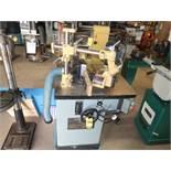 DELTA SHAPER W/POWERMATIC PF3-JR FEEDER, SN. 97A97369, 230V