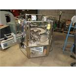 CANNIBALIZED ACCUTEK MONOBLOCK 2-STATION FILLER, NIPPLER, CAPPER SN. A-17203989 W/PALLET OF MISC.