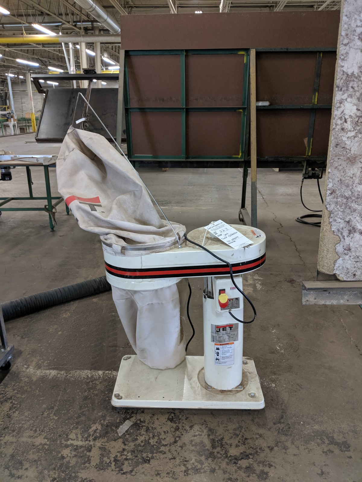 Lot 223 - Jet Dust Collector
