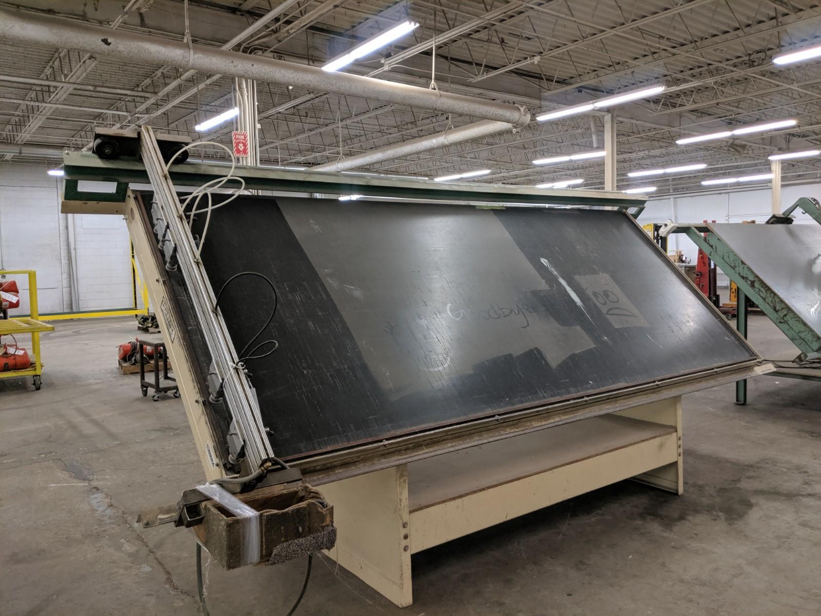 Lot 250 - Ritter Framing Table