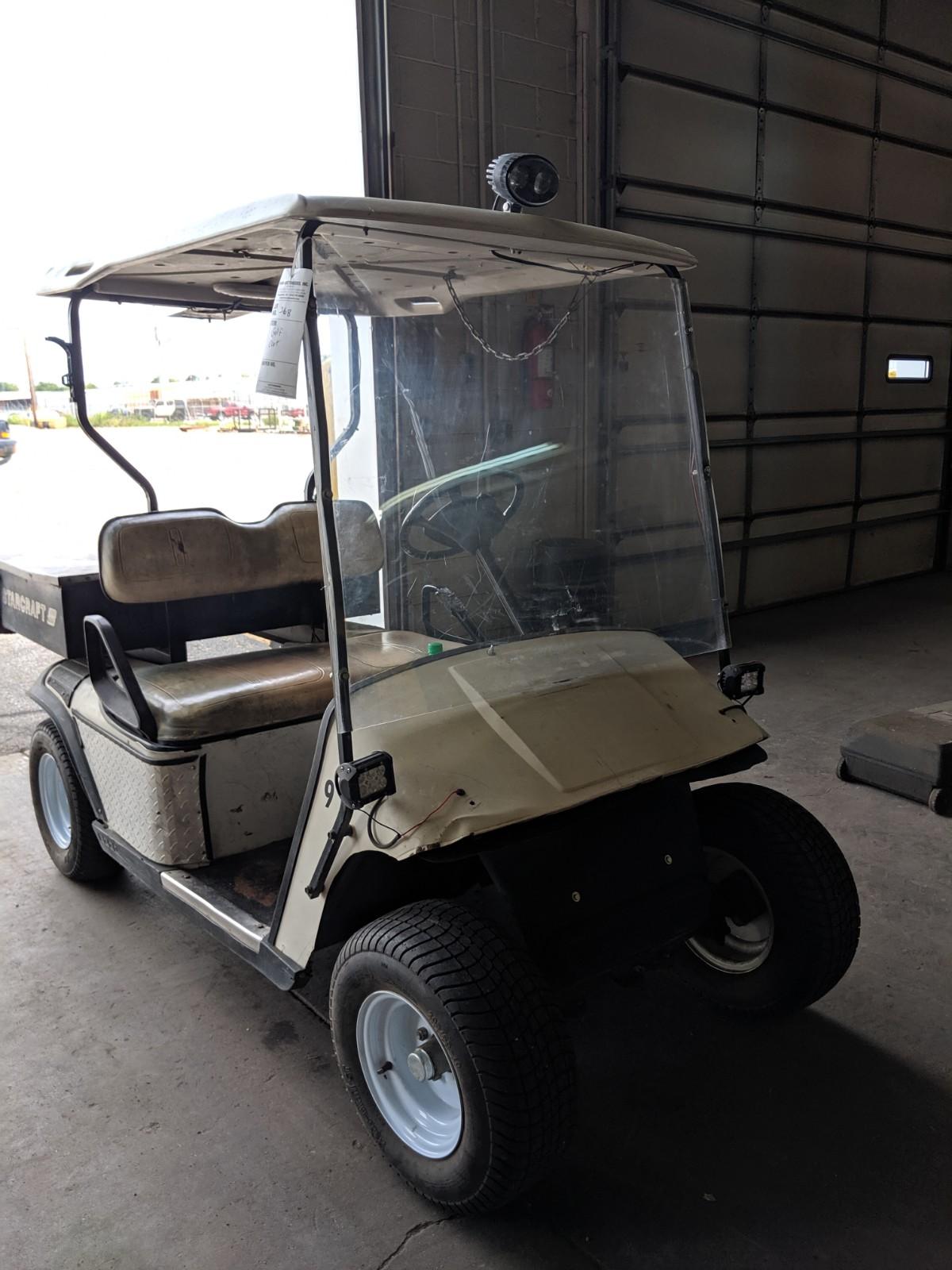 Lot 368 - EZ Go Golf Cart
