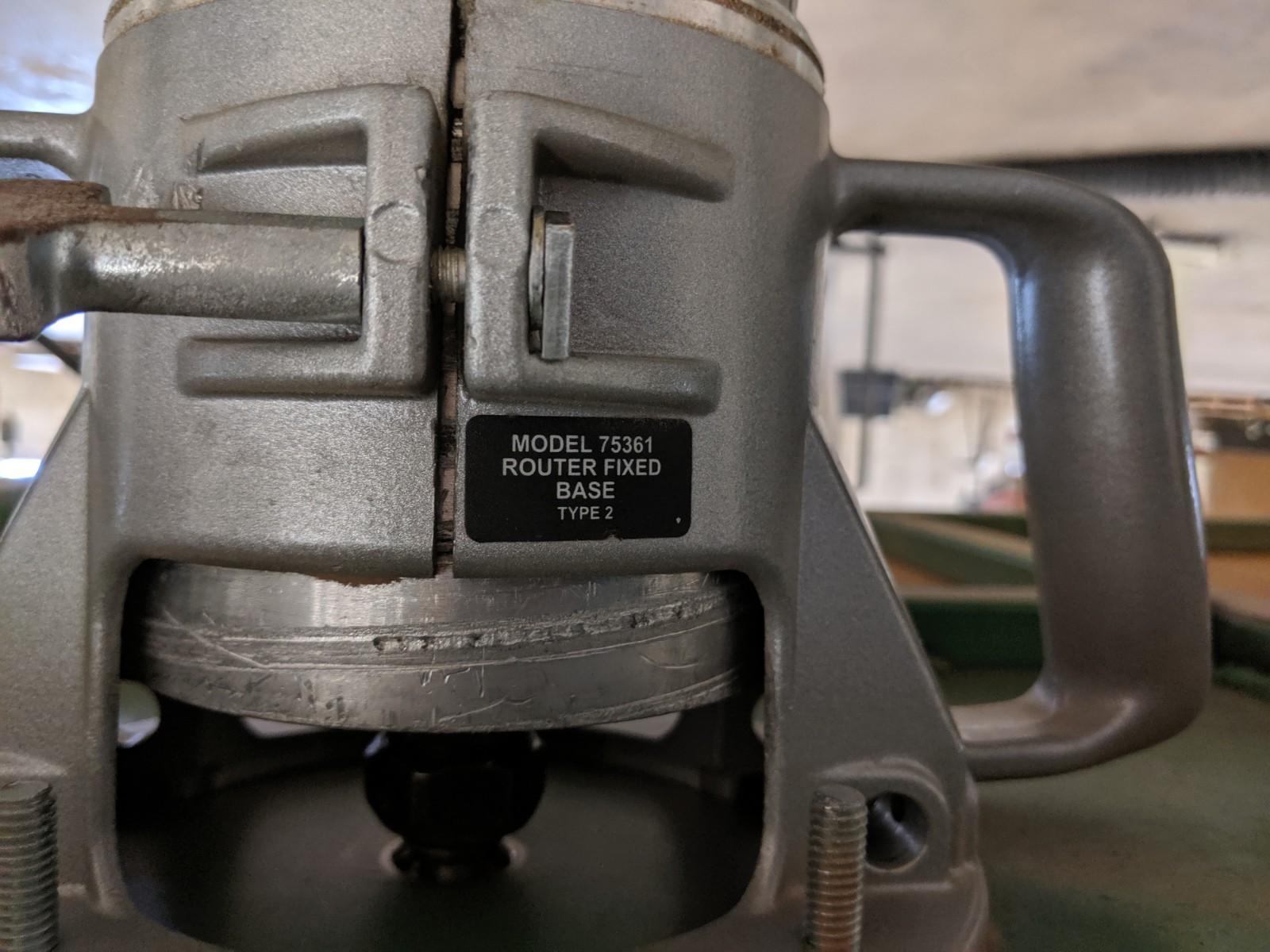 Lot 232 - Floor Model Slitter