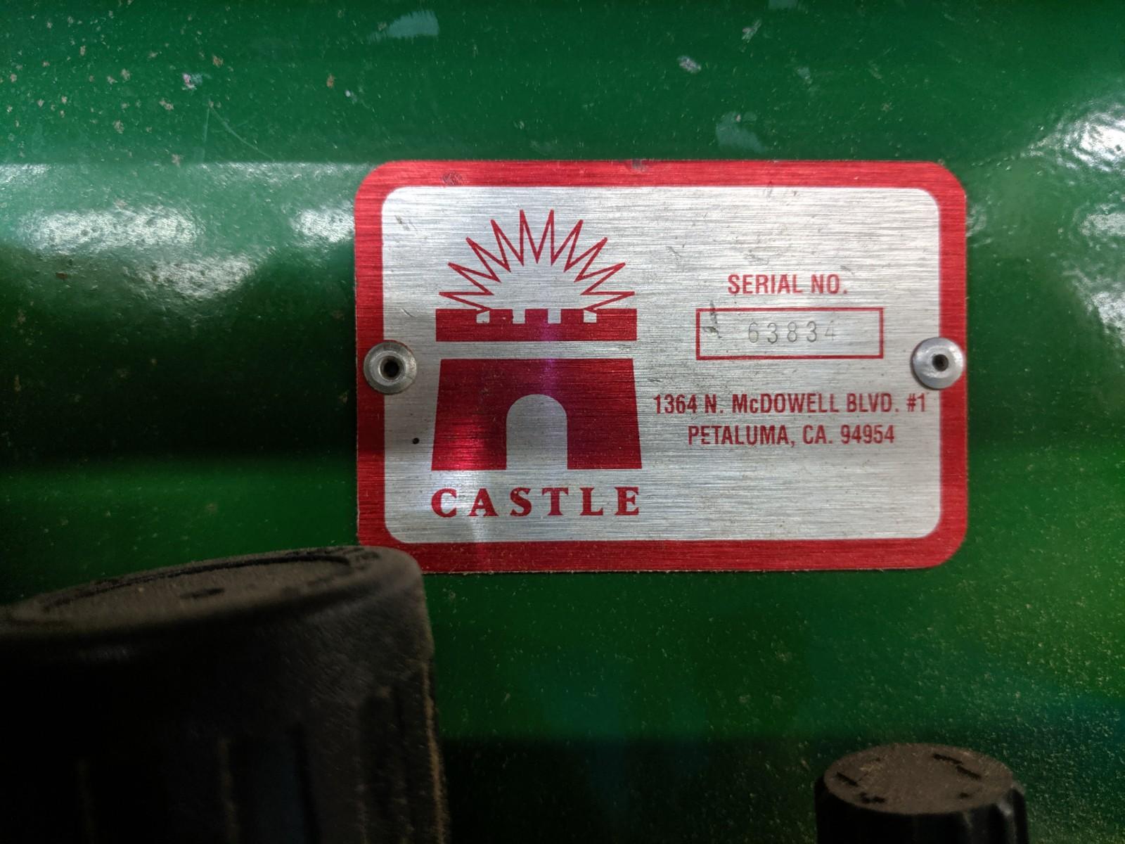 Lot 207 - Castle Pocket Drill