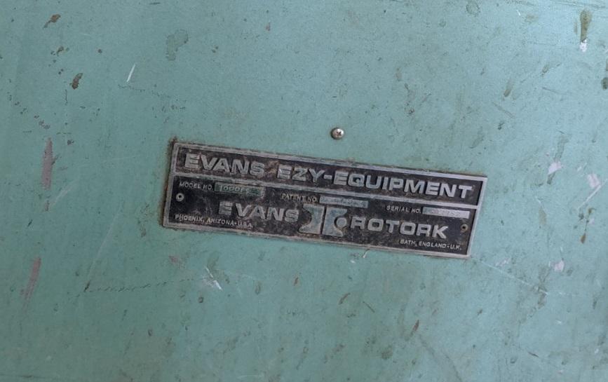 Lot 209 - Evans Slitter