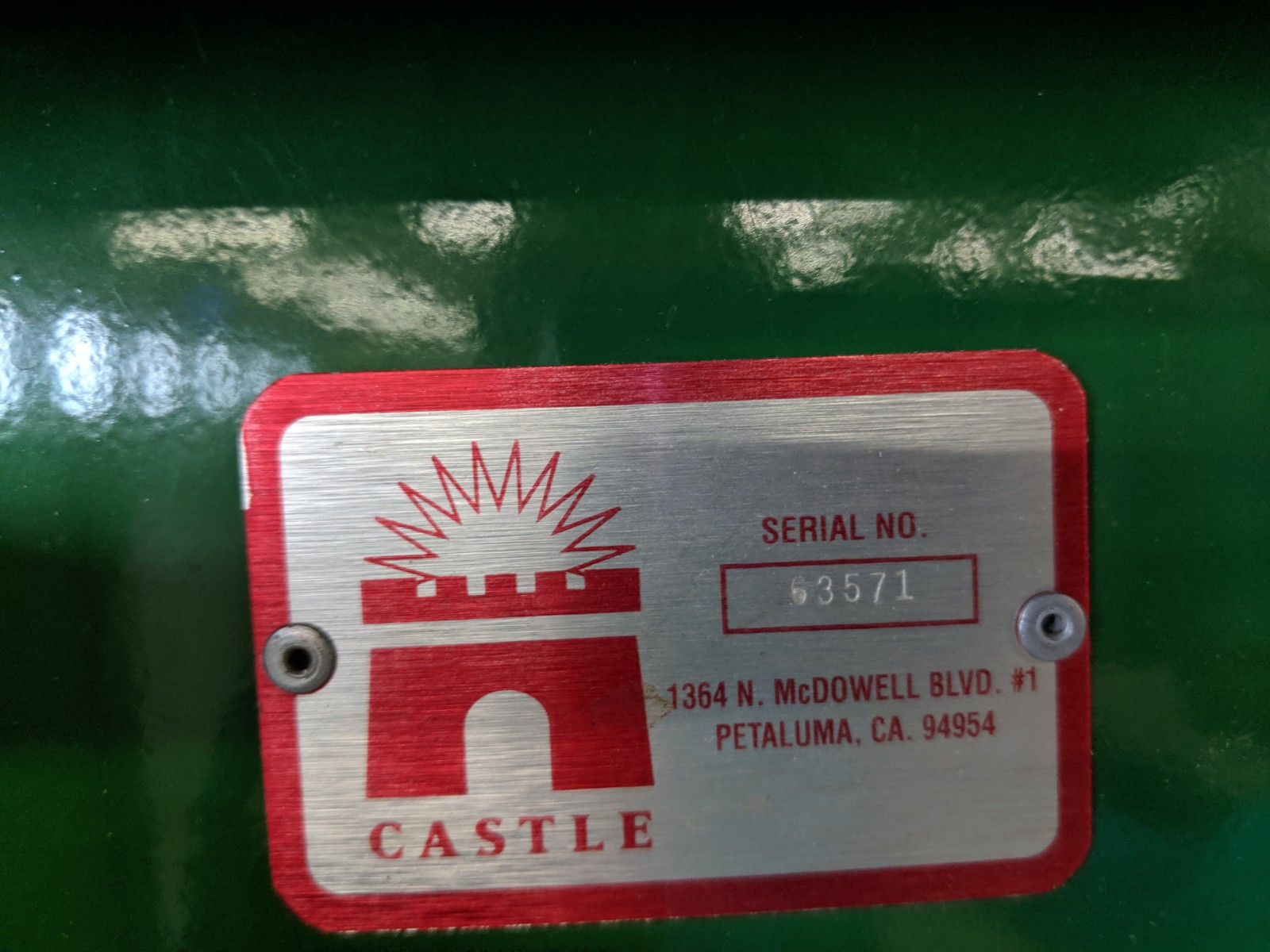 Castle Pocket Drill - Image 4 of 4