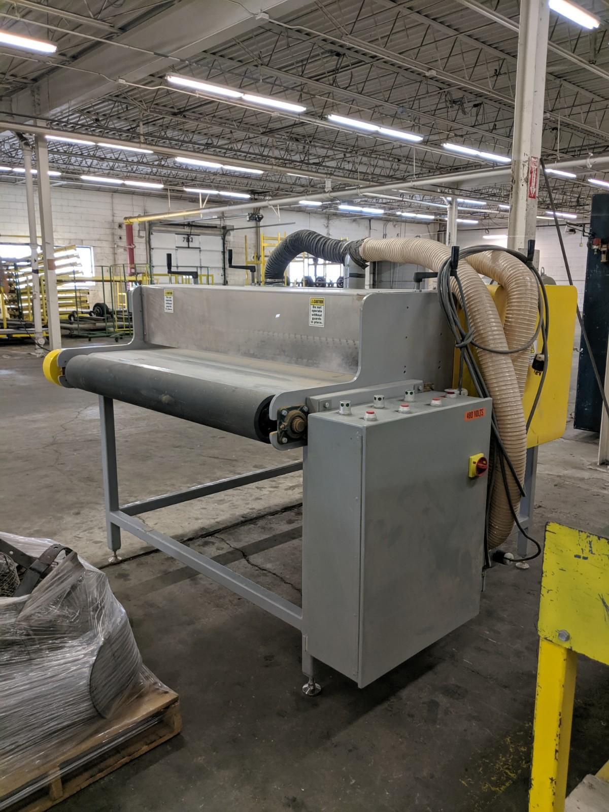 Lot 337 - Lamination Prep Machine