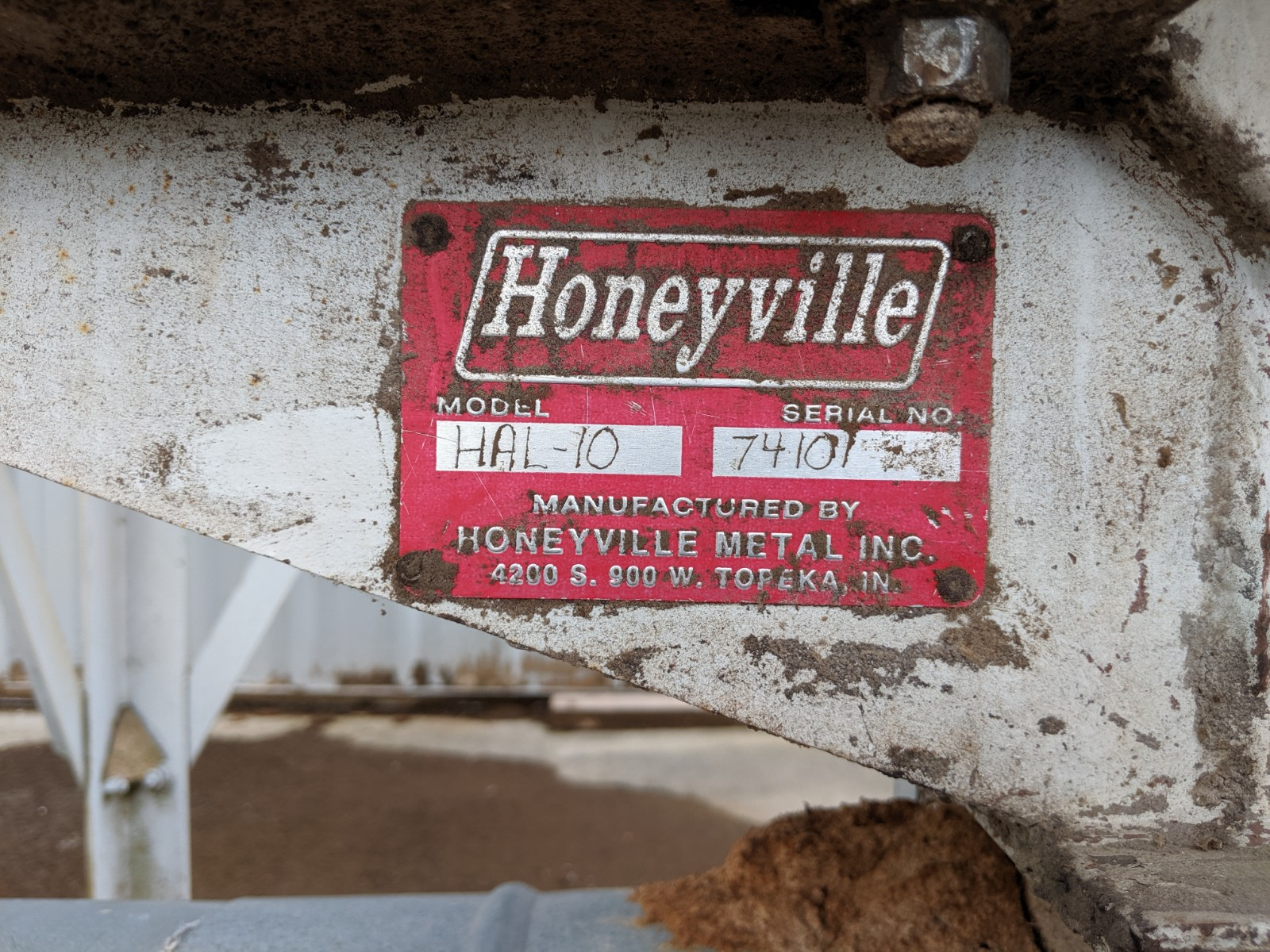 Lot 229 - Honeyville Dust Collection System