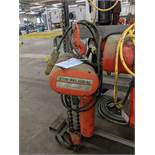 CM Lodestar 1 Ton Electric Chain Hoist