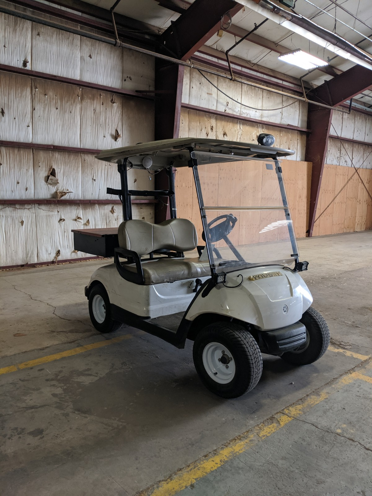 Lot 367 - 2008 Yamaha Golf Cart