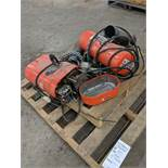 Skid Chain Hoist Parts