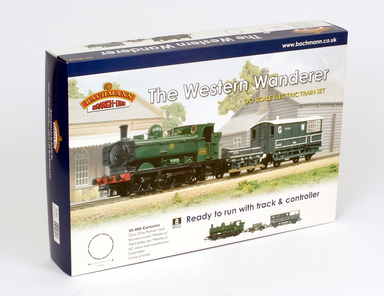 Lot 46 - OO gauge.