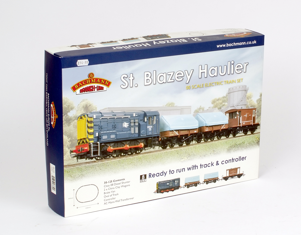 Lot 51 - OO gauge. Bachmann 30-125 St.