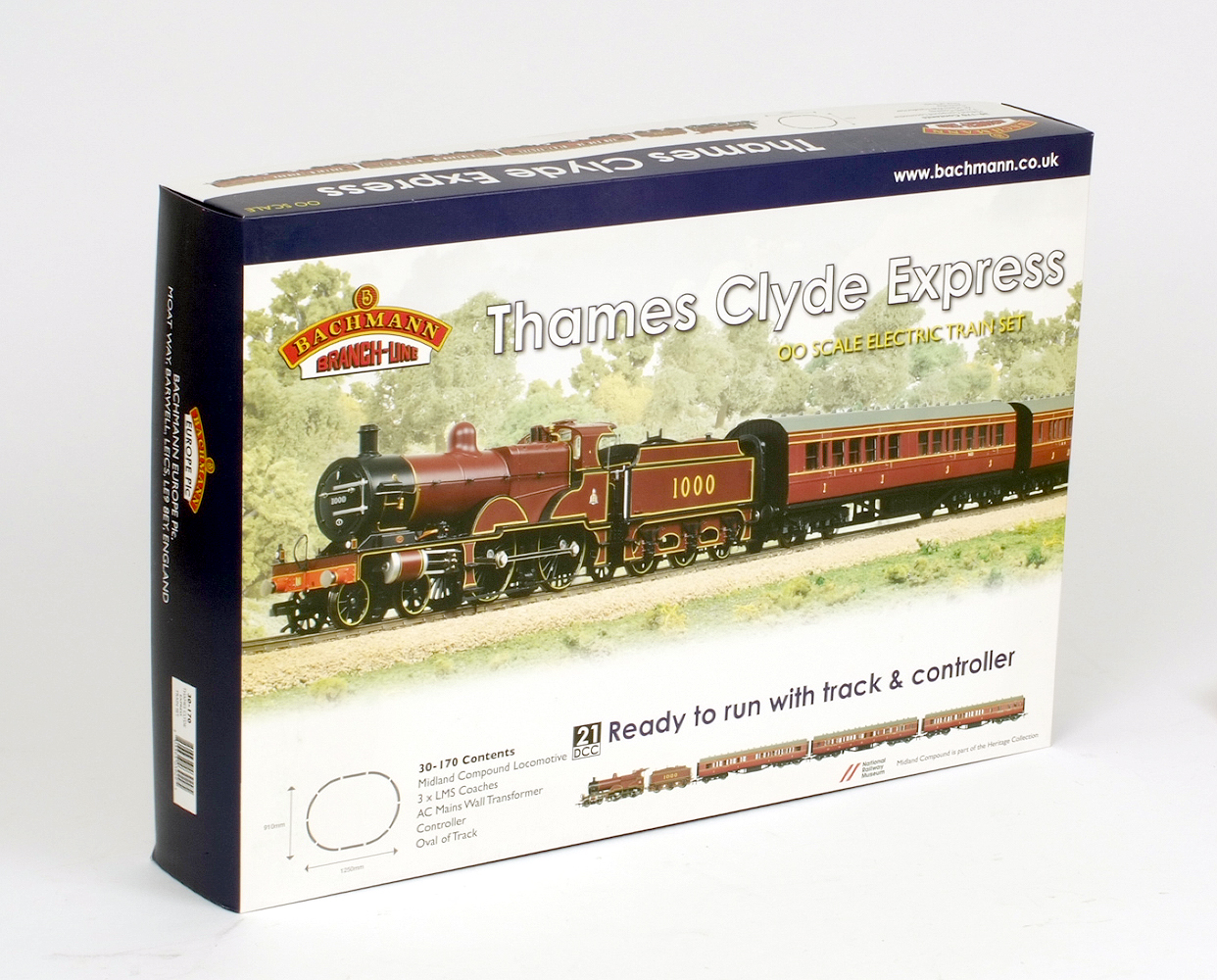 Lot 49 - OO gauge.