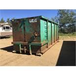 40yd Roll-Off Dumpster Garbage Bin